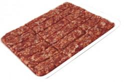 168 kg, romlottnak vélt miccs-húst foglaltak le