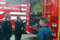 Arad-Békés katasztrófavédelmi megállapódás