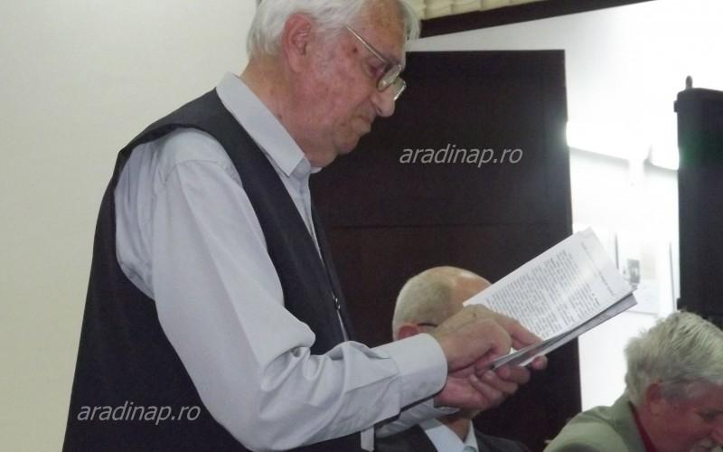 Könyvbemutató: Az Aradi Kórház története