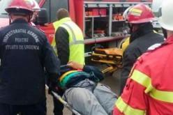 Felhajtott a még készülő sztrádára: hét sérült