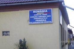 A Noua Dreaptă akarja megvédeni a zimándi magyarokat a cigányoktól