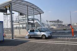 Ilyen lesz a nagylaki autópálya-határállomás