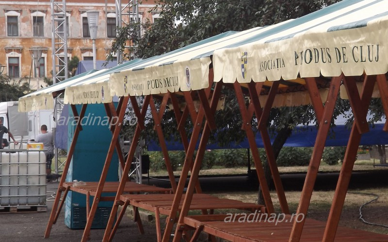 Aradi, erdélyi kézműves termékek vására