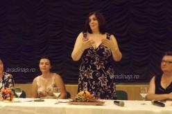 Küldöttgyűlés az aradi Nőszervezetben: töretlen bizalom [VIDEÓ]