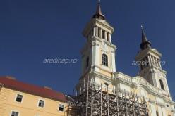 Vasárnap Máriaradnán megáldják a restaurálási munkálatokat
