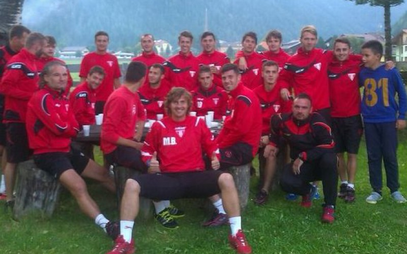 Az UTA ma érkezik haza az ausztriai edzőtáborból