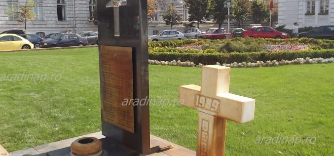 Új emlékművet kapnak a decemberi hősök