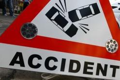 Két kamion ütközött Milovánál