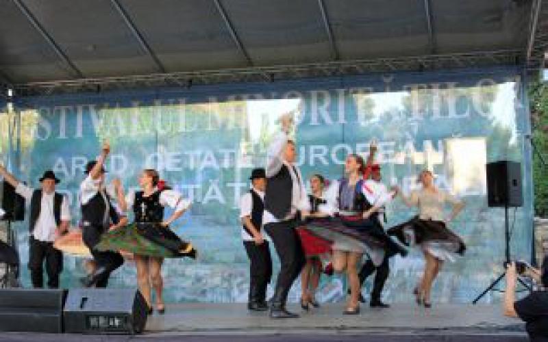 Aradi Nemzeti Kisebbségek Fesztiválja