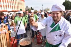 Arad vendégvárosa a Csabai Kolbászfesztiválnak