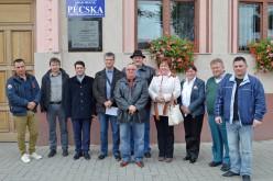 Nótaszóval indult a Pécska-Záhony együttműködés