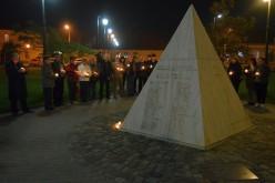 Előadás és megemlékezés az 1956-os emlékműnél