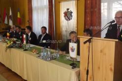 Határnyitási évforduló, polgármesterek találkozója Battonyán