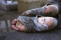 Hajléktalan-védelem: önkézmosás meleg irodából