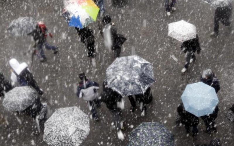 A havazás belenyal Arad megyébe is