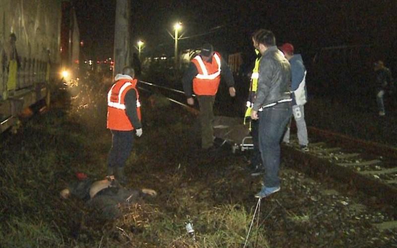 Vonatkísérőt gázolt halálra egy mozdony