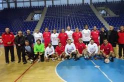 Az UTA-öregfiúk tornát nyertek Nagybecskereken