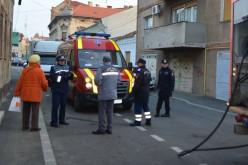 Tűz egy belvárosi lakásban: nem tudták megmenteni