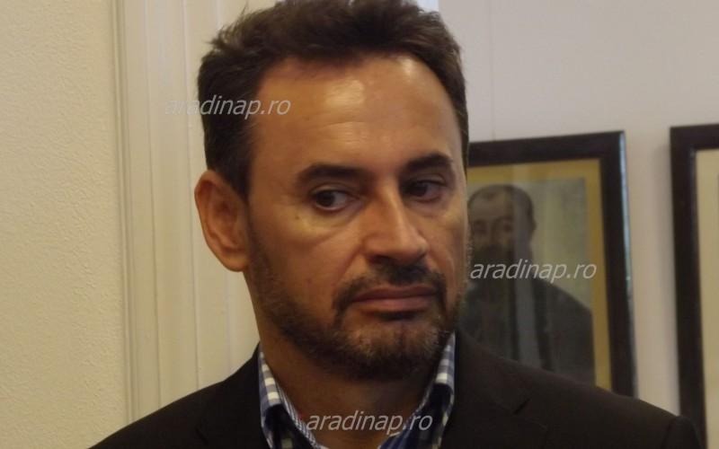 Csoda történt: Falcă a liberálisok aradi polgármesterjelöltje