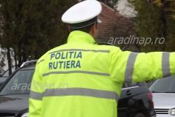 A jéghegy csúcsa: két aradi közúti rendőrt meszeltek el 200 lejért