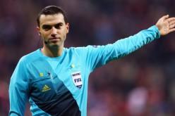 Aradi a foci EB egyetlen romániai sípmestere