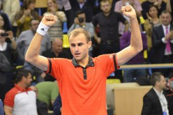 Szék-szánalom a Davis Kupa összecsapáson Aradon: Románia-Szlovénia 1-0