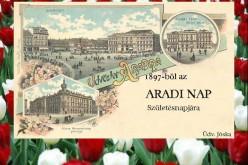 Két éves az Aradi Nap: köszönjük a gratulációkat!
