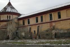 Nincs megoldás a borosjenői várra: marad a falak kitámasztása
