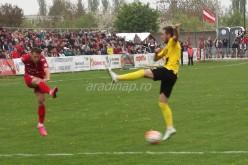 A kitömés elmaradt: UTA-FC Brassó 3-1 (3-1)
