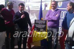 Exkluzív tudósítás Brüsszelből az Aradi Napnak: pécskai küldöttség a testvértelepülésen