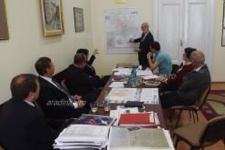 Lendvai küldöttség tárgyalt ma Aradon [VIDEÓ]
