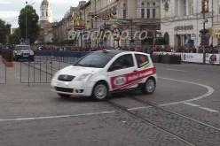 Arad Rali: a polgi magyar rendszámú kocsiban koptatta a gumikat [VIDEÓ]