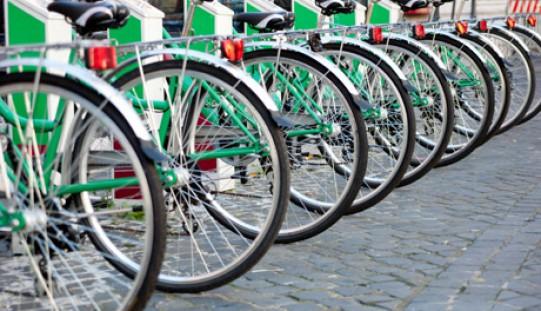 Egyelőre papíron: kerékpárkölcsönzés Aradon