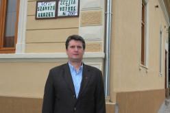 Faragó Péter megyei RMDSZ-elnök Kisiratoson szavazott