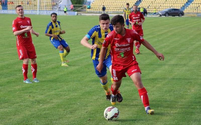 Hősök: UTA-Dunărea 4-1