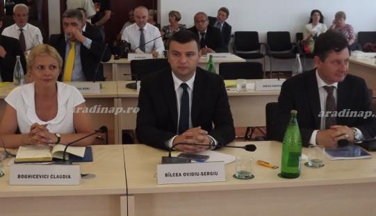 Csodák nincsenek: Iustin Cionca a megyei elnök