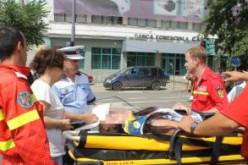 Elájult a zebrán: aztán elütötte egy autó