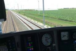 Arad-Kürtös: megtesztelték 160 km/órával a félkészt