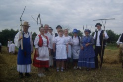 A tornyai ProPirKult és pécskai diákok Szarvason arattak