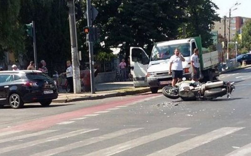 Motorost gázoltak el Mosóczon