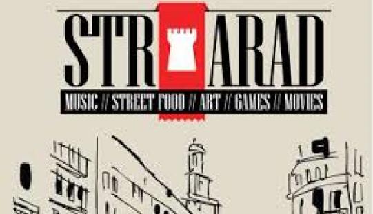 StrArad: utcai fesztivál