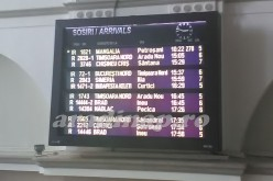 Megmutatjuk, mennyit késett ma a Mangalia-Arad vonat