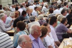 Megszentelték az aradi magyarok kenyerét [VIDEÓ]