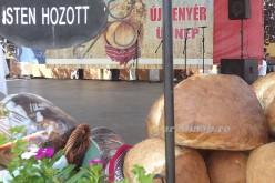 Megszentelték Pécskán az új kenyeret [VIDEÓ]