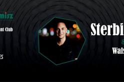DJ Sterbinszky tolja az AMISZ-bulin