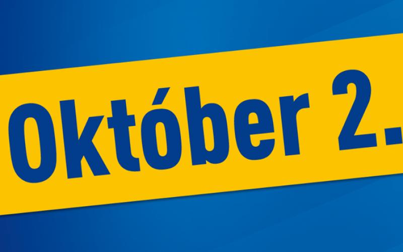 Népszavazási tájékoztató: szeptember 17-ig lehet regisztrálni