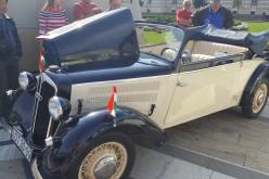 Végre valami eredeti: veterán autók az Aradi Magyar Napokon