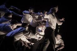 Lendván vendégszerepel a 13 című táncjáték