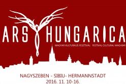 Ars HUNGARICA 2016