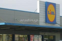 Két napra bezár a Lidl a Vlaicuban